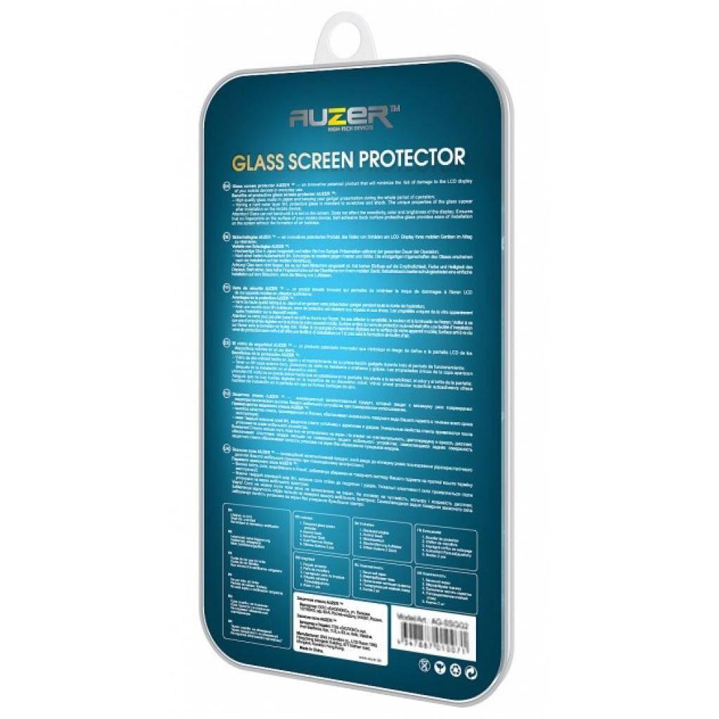 Стекло защитное AUZER для Samsung Galaxy S5 mini (AG-SSG5M) изображение 2