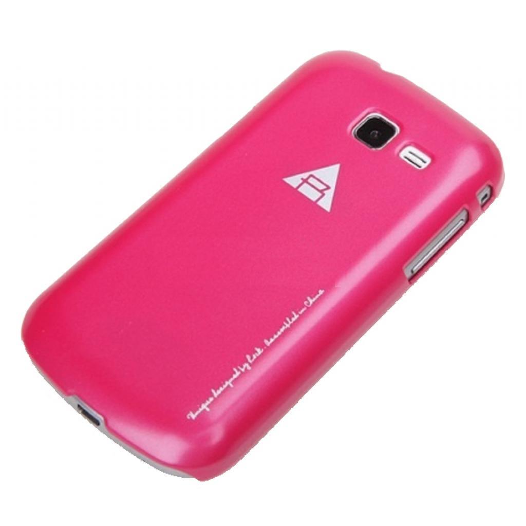 Чехол для моб. телефона Rock Samsung Galaxy S7562 DuoS rose red (s7562-43651)