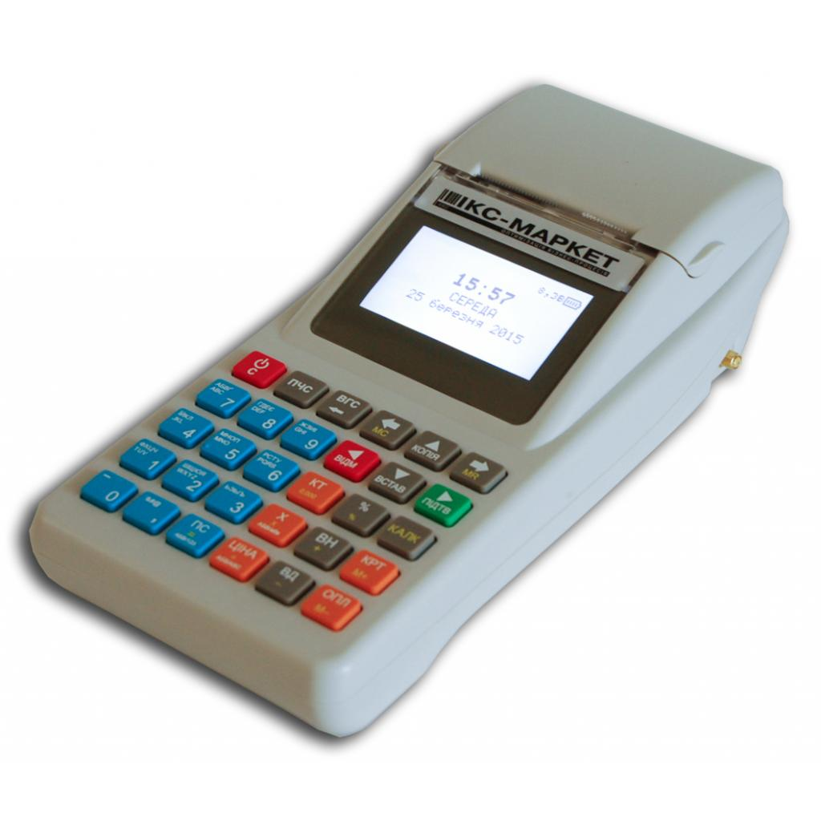 Кассовый аппарат ИКС-Маркет IKC-М510.01