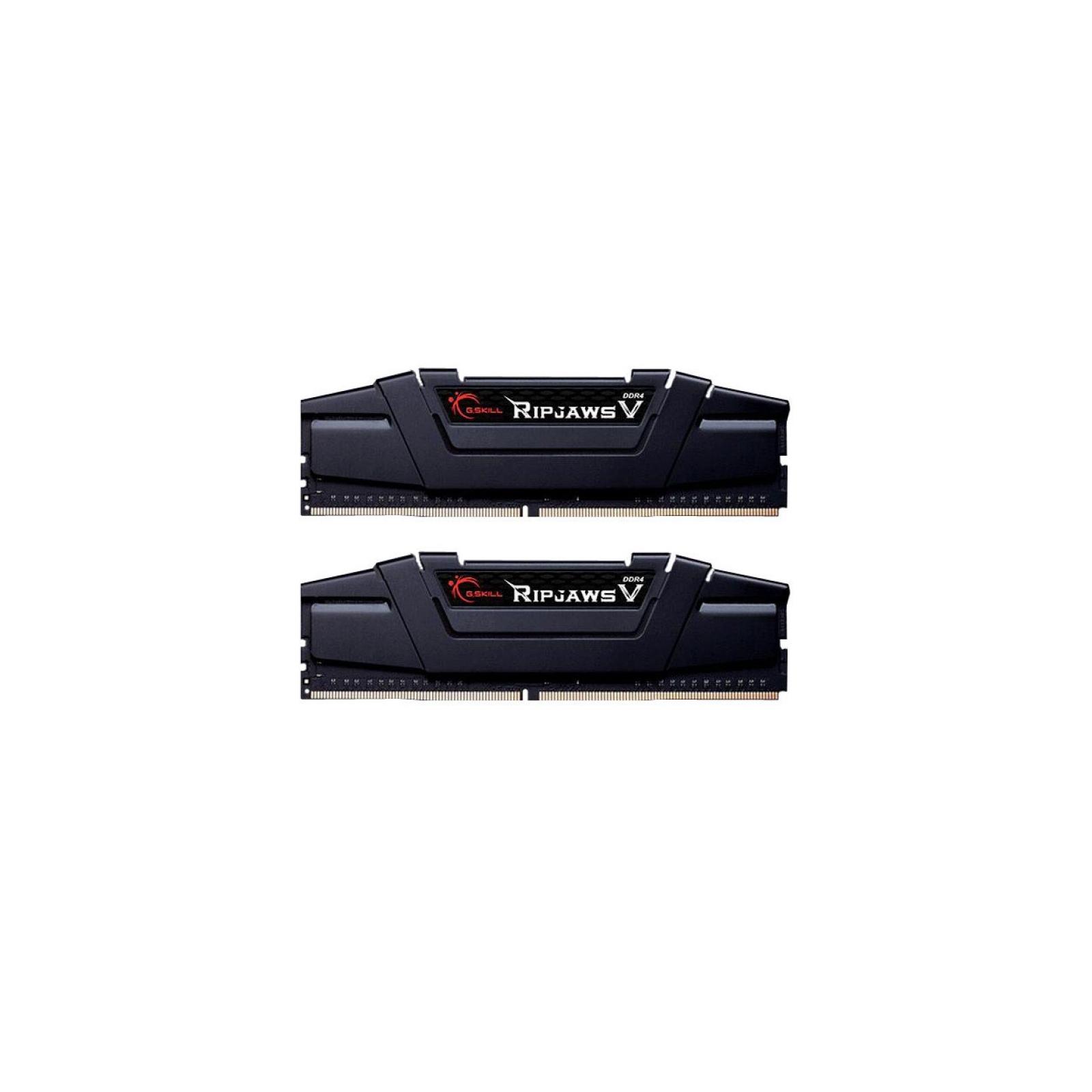 Модуль памяти для компьютера DDR4 32GB (2x16GB) 3200 MHz Ripjaws V G.Skill (F4-3200C16D-32GVK)