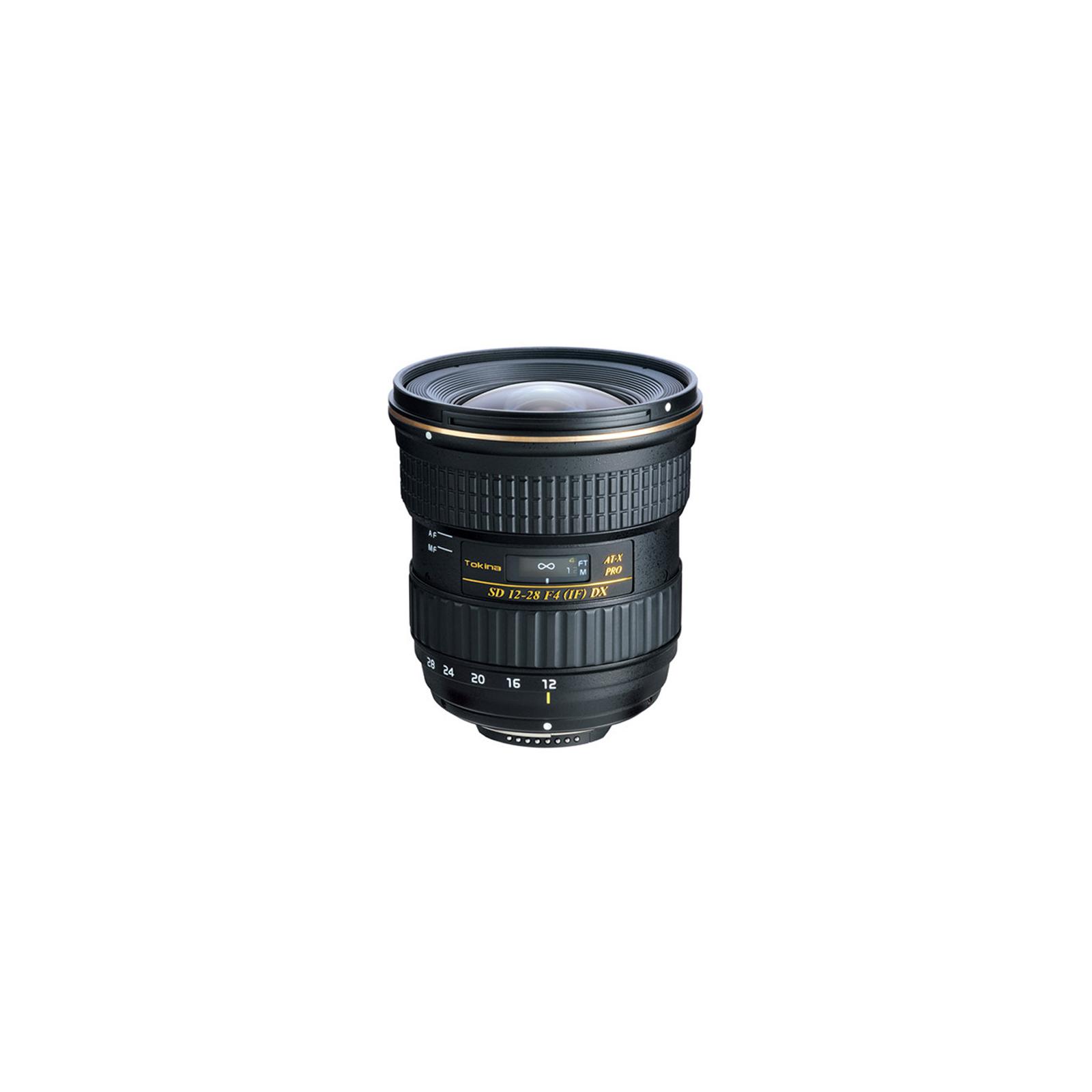 Объектив Tokina AT-X PRO DX 12-28mm f/4.0 (Nikon) (ATXAF128DXN)