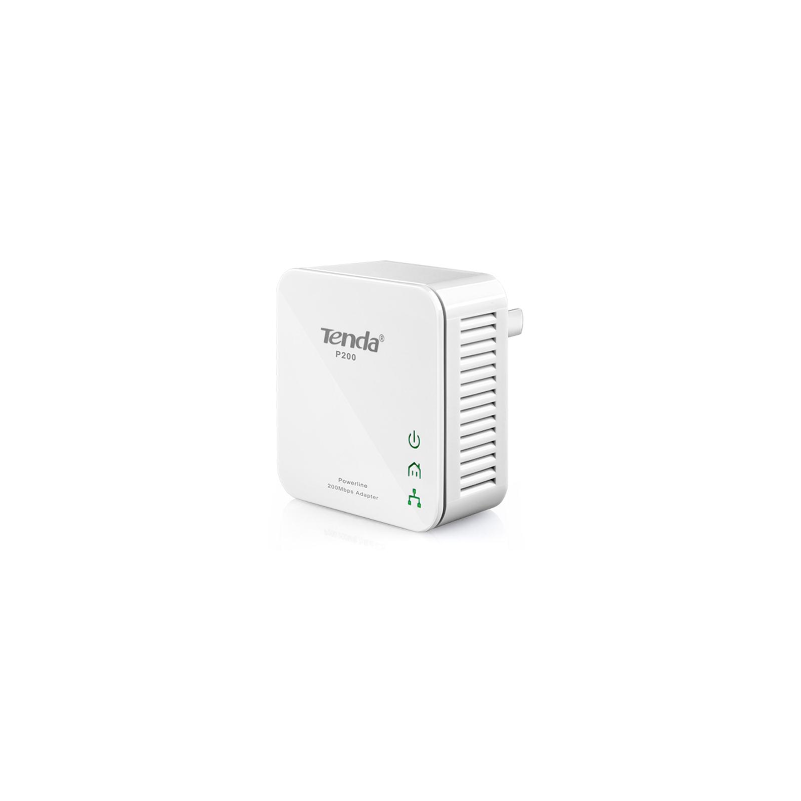 Адаптер Powerline TENDA P200-KIT изображение 4