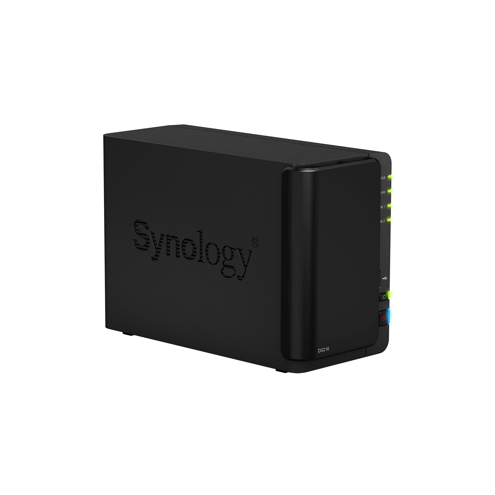 NAS Synology DS216 изображение 6