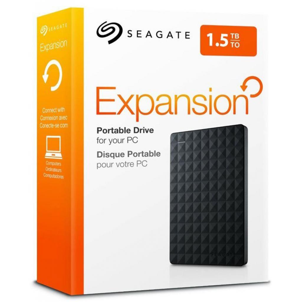"""Внешний жесткий диск 2.5"""" 1.5TB Seagate (STEA1500400) изображение 5"""