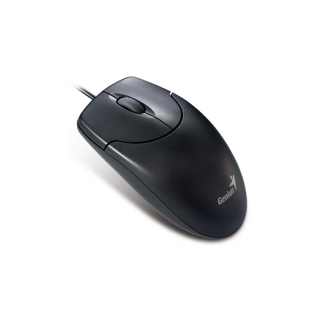 Мышка Genius NS-120 USB Black (31010235100) изображение 2