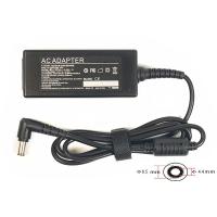 Блок питания к ноутбуку PowerPlant LG 220V, 12V 24W 2A (6.5*4.4) (AS24A6544)