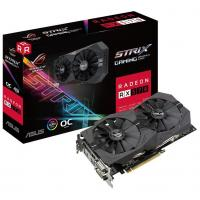 Видеокарта ASUS Radeon RX 560 4096Mb ROG STRIX EVO GAMING OC (ROG-STRIX-RX560-O4G-EVO-GAMING)