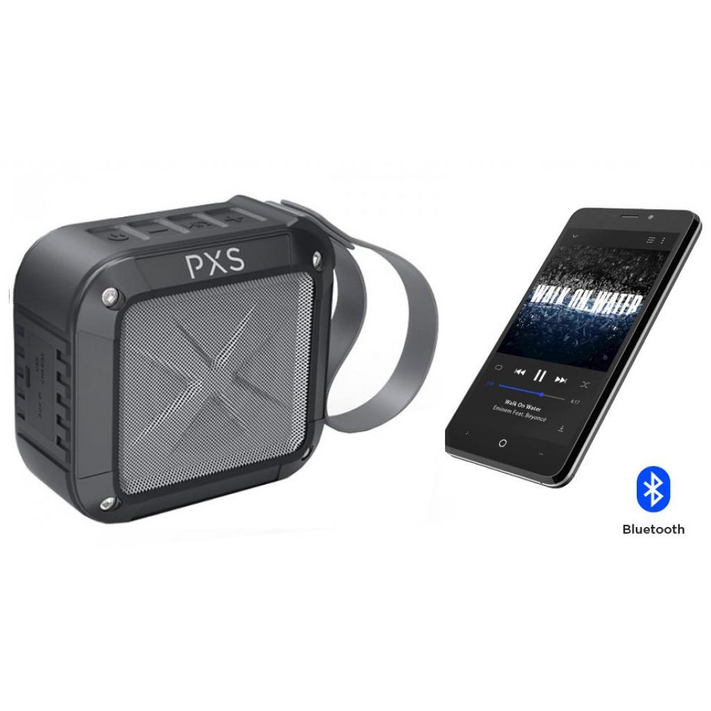 Акустична система Pixus Scout mini black (PXS002BK) зображення 7
