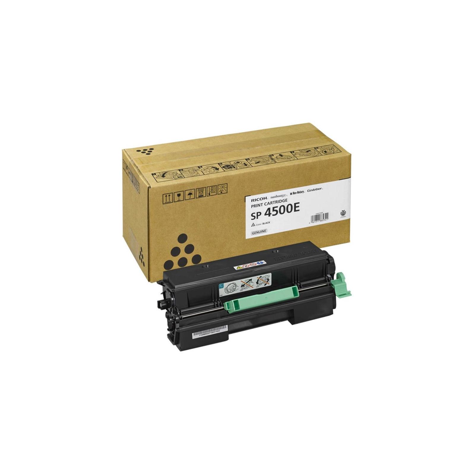 Тонер-картридж Ricoh SP4500LE Black 6К SP3600sf/SP3610sf/SP4510sf (407340)