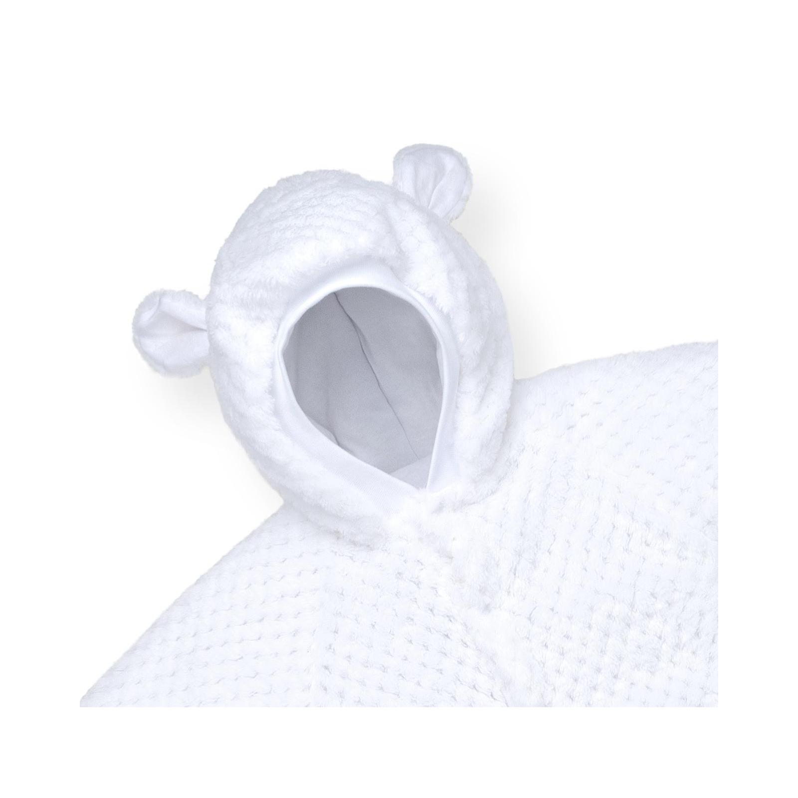 Человечек ТМ МиЯ флисовый теплый (111219-74-white) изображение 3