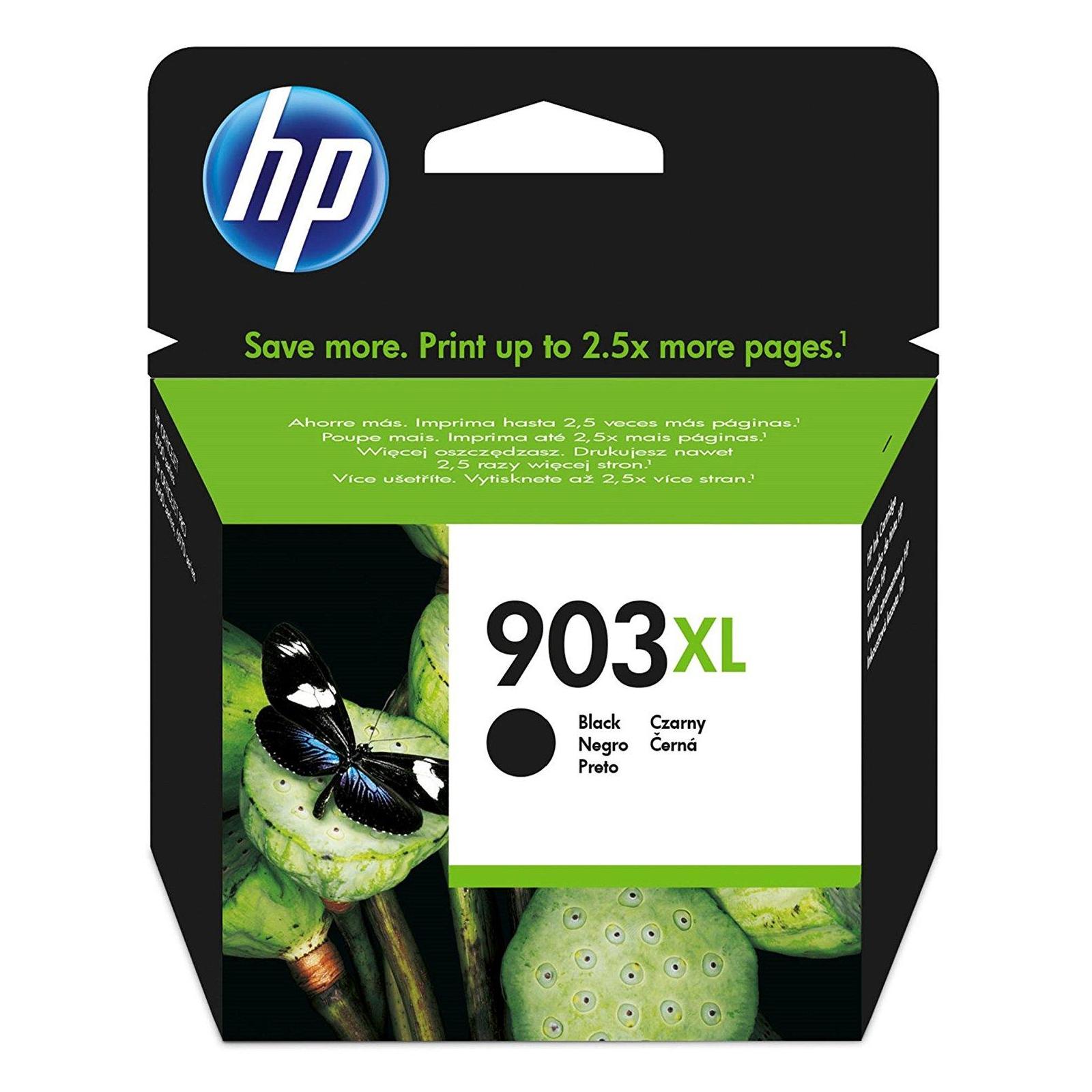 Картридж HP DJ No.903XL Black, OfficeJet 6950/6960/6970 (T6M15AE)