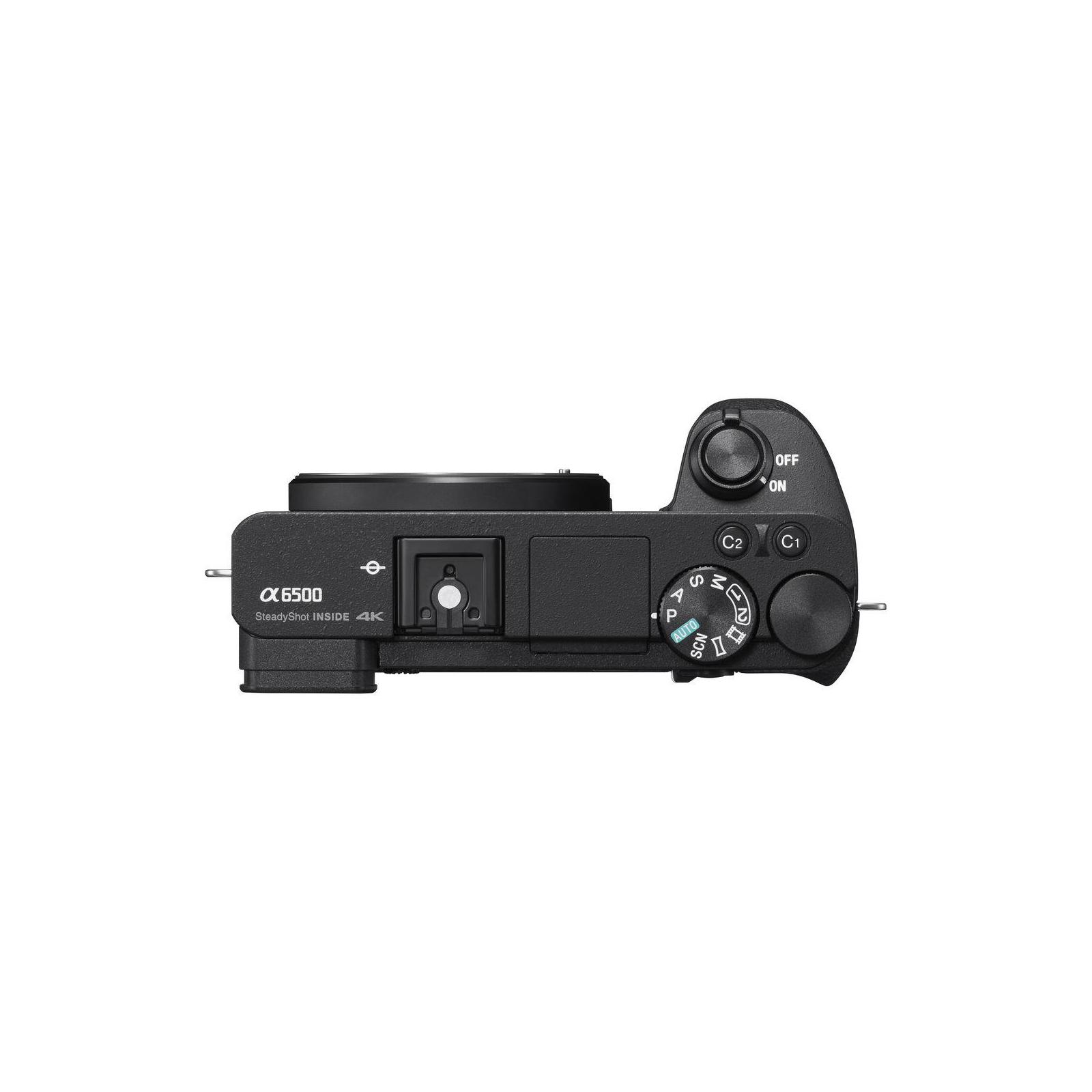 Цифровой фотоаппарат Sony Alpha 6500 body Black (ILCE6500B.CEC) изображение 5