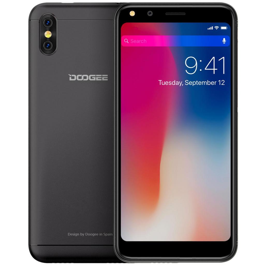 Мобильный телефон Doogee X53 Black (6924351653408) изображение 10