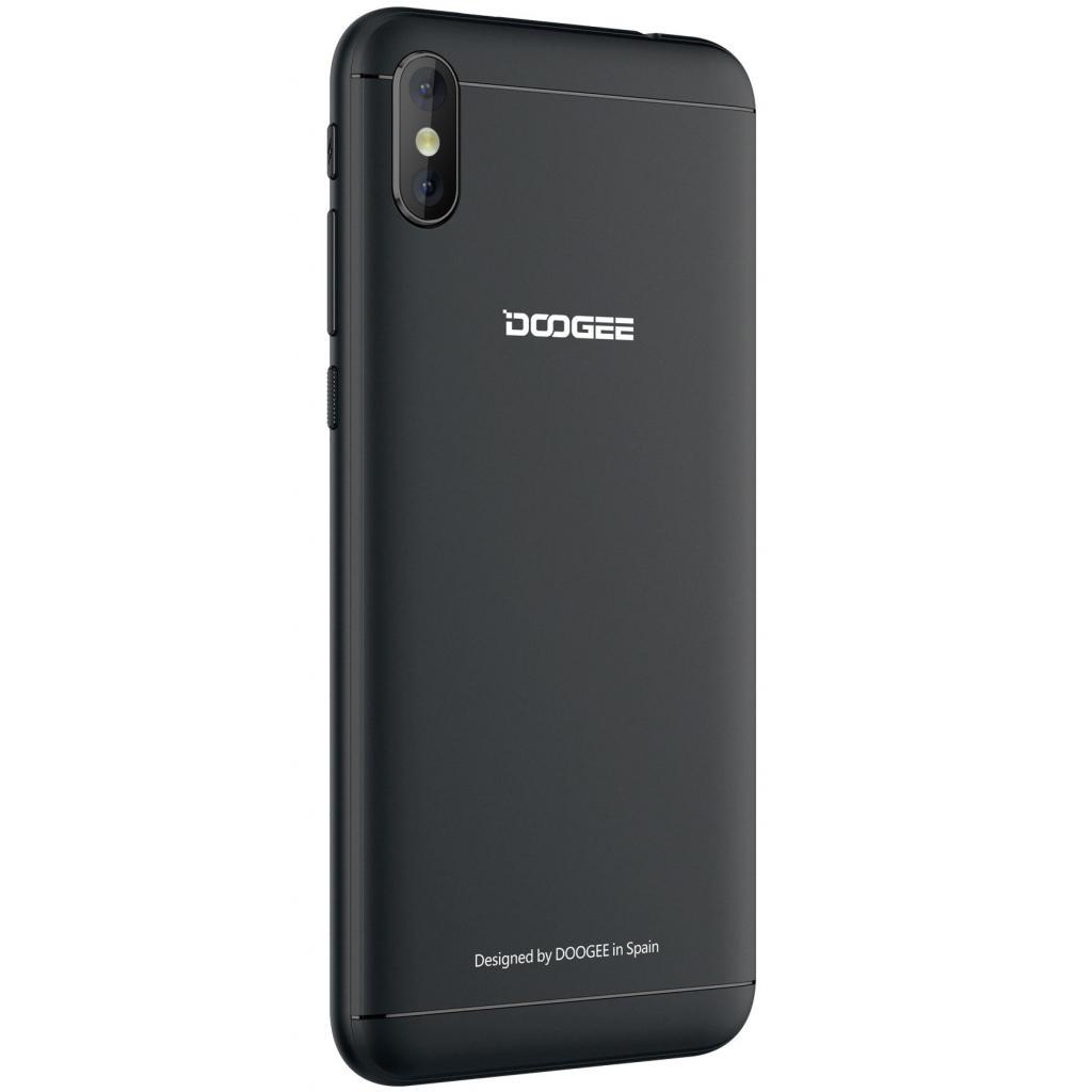 Мобильный телефон Doogee X53 Black (6924351653408) изображение 6