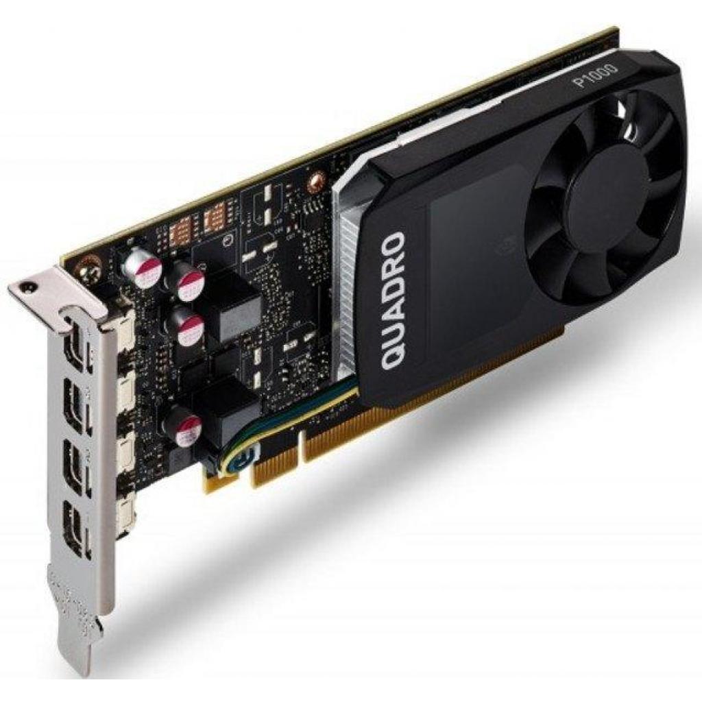 Видеокарта QUADRO P1000 4096MB Dell (490-BDXN) изображение 3