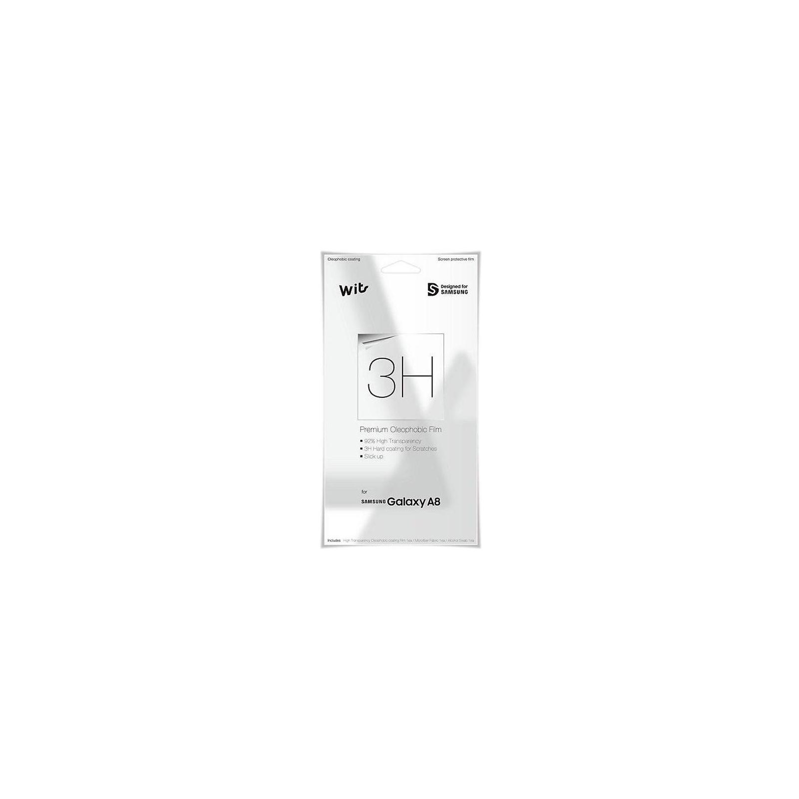 Пленка защитная Samsung Galaxy A8 2018 (A530) Clear (GP-A530WSEFAAA)