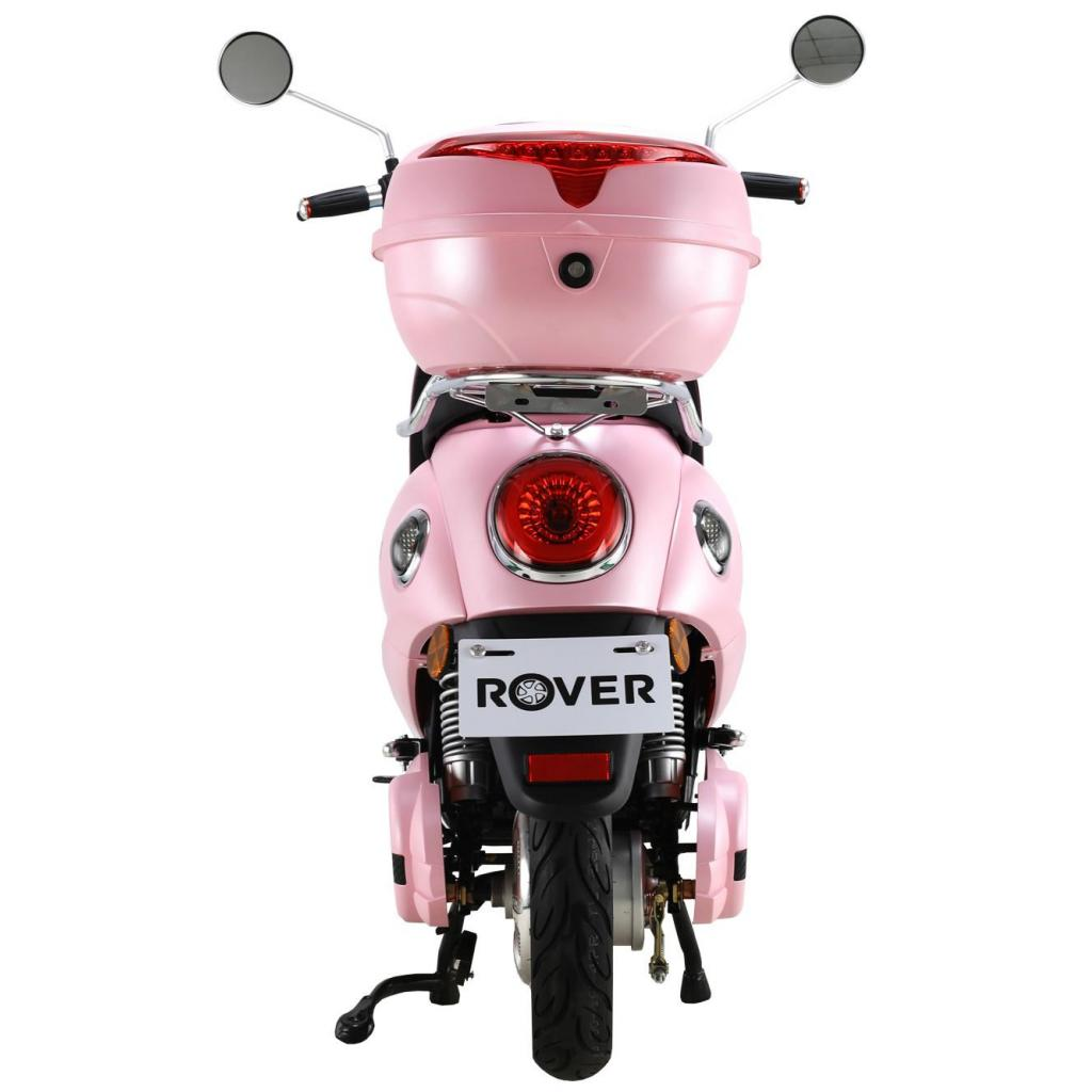Электроскутер Rover Ampere 03 Pink изображение 4
