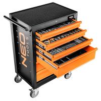 Візок для інструменту Neo Tools 6 ящиков, 680 x 460 x 1030 мм, грузоподъемность 280 кг (84-221)