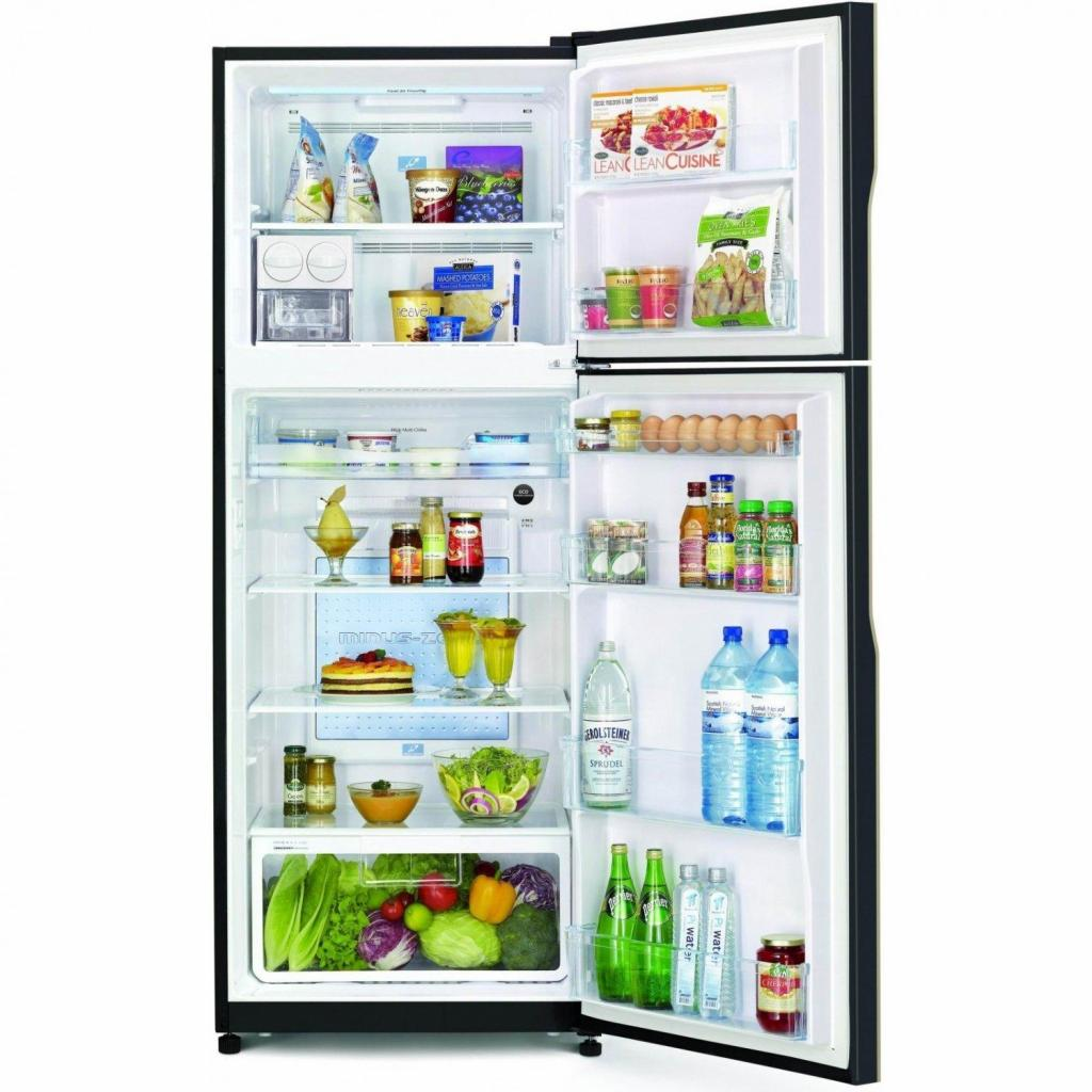 Холодильник Hitachi R-VG540PUC7GGR изображение 3