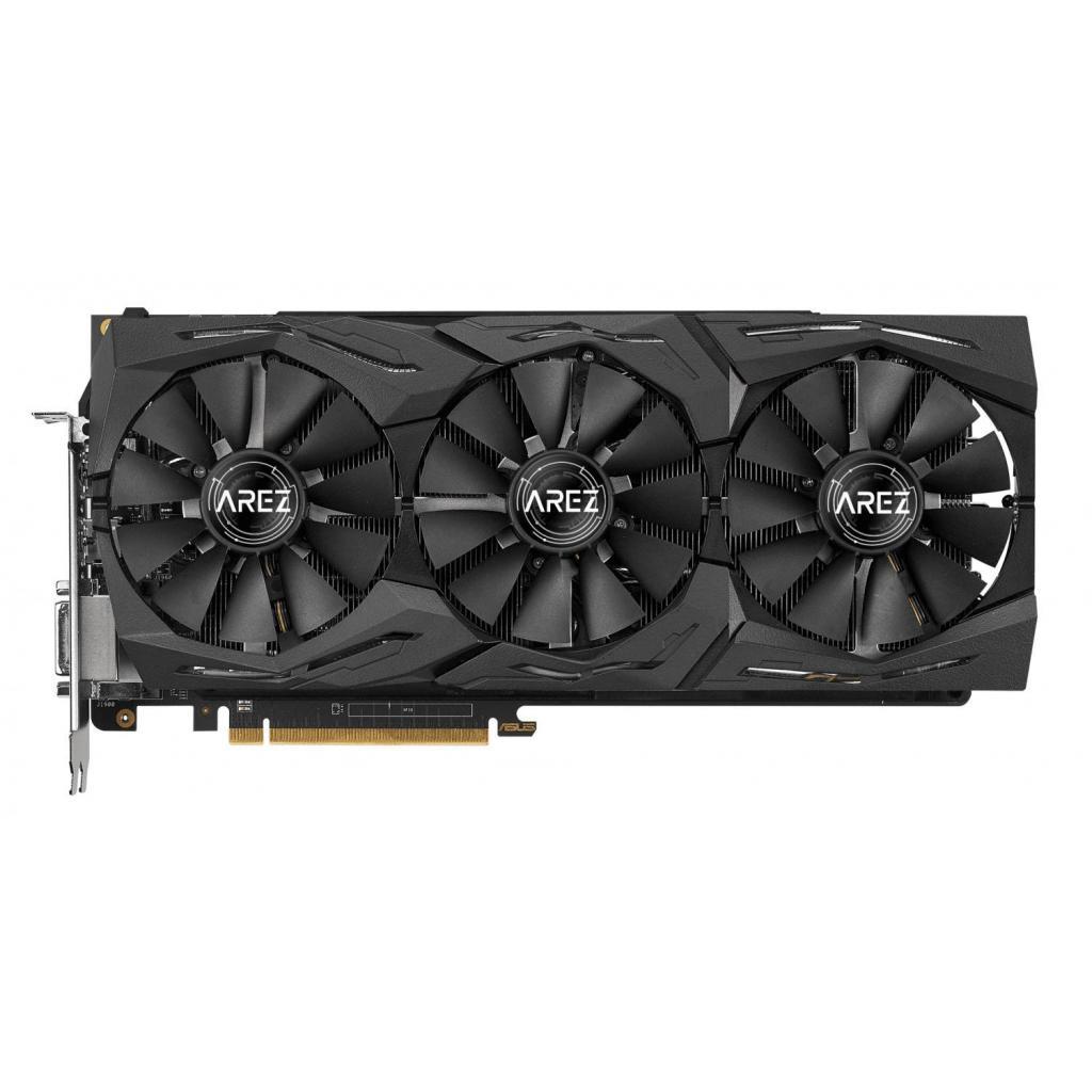 Видеокарта ASUS GeForce GTX1060 6144Mb ROG STRIX Advanced Edition (ROG-STRIX-GTX1060-A6G-GAMING) изображение 2