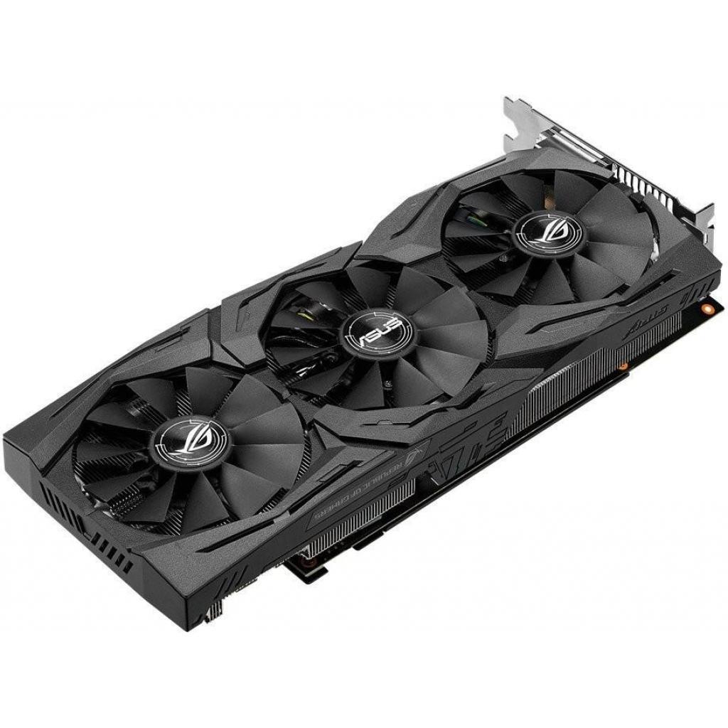 Видеокарта ASUS GeForce GTX1060 6144Mb ROG STRIX Advanced Edition (ROG-STRIX-GTX1060-A6G-GAMING) изображение 3