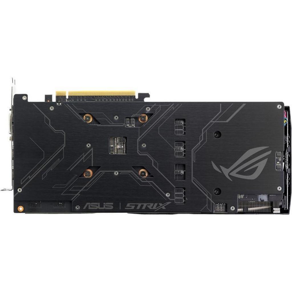 Видеокарта ASUS GeForce GTX1060 6144Mb ROG STRIX Advanced Edition (ROG-STRIX-GTX1060-A6G-GAMING) изображение 4