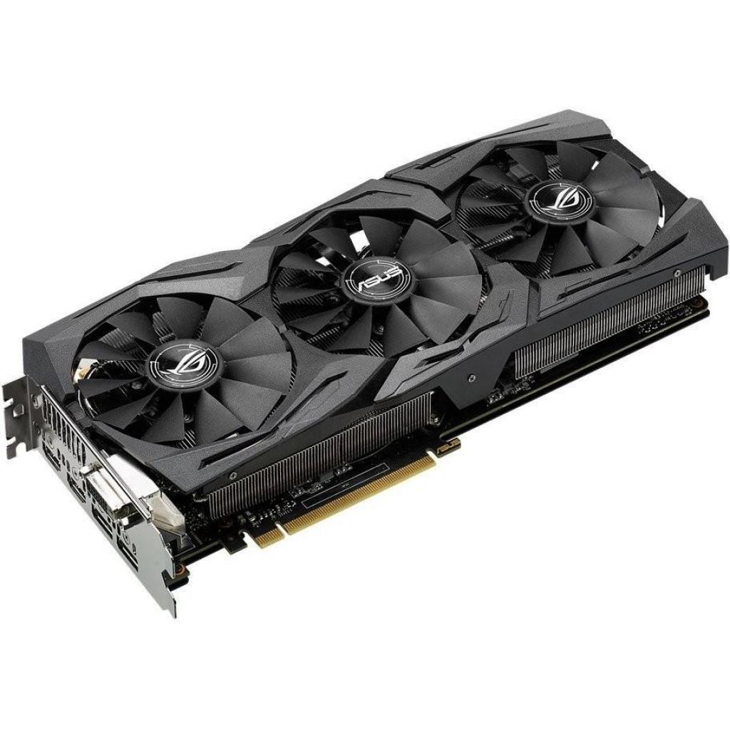 Видеокарта ASUS GeForce GTX1060 6144Mb ROG STRIX Advanced Edition (ROG-STRIX-GTX1060-A6G-GAMING) изображение 5
