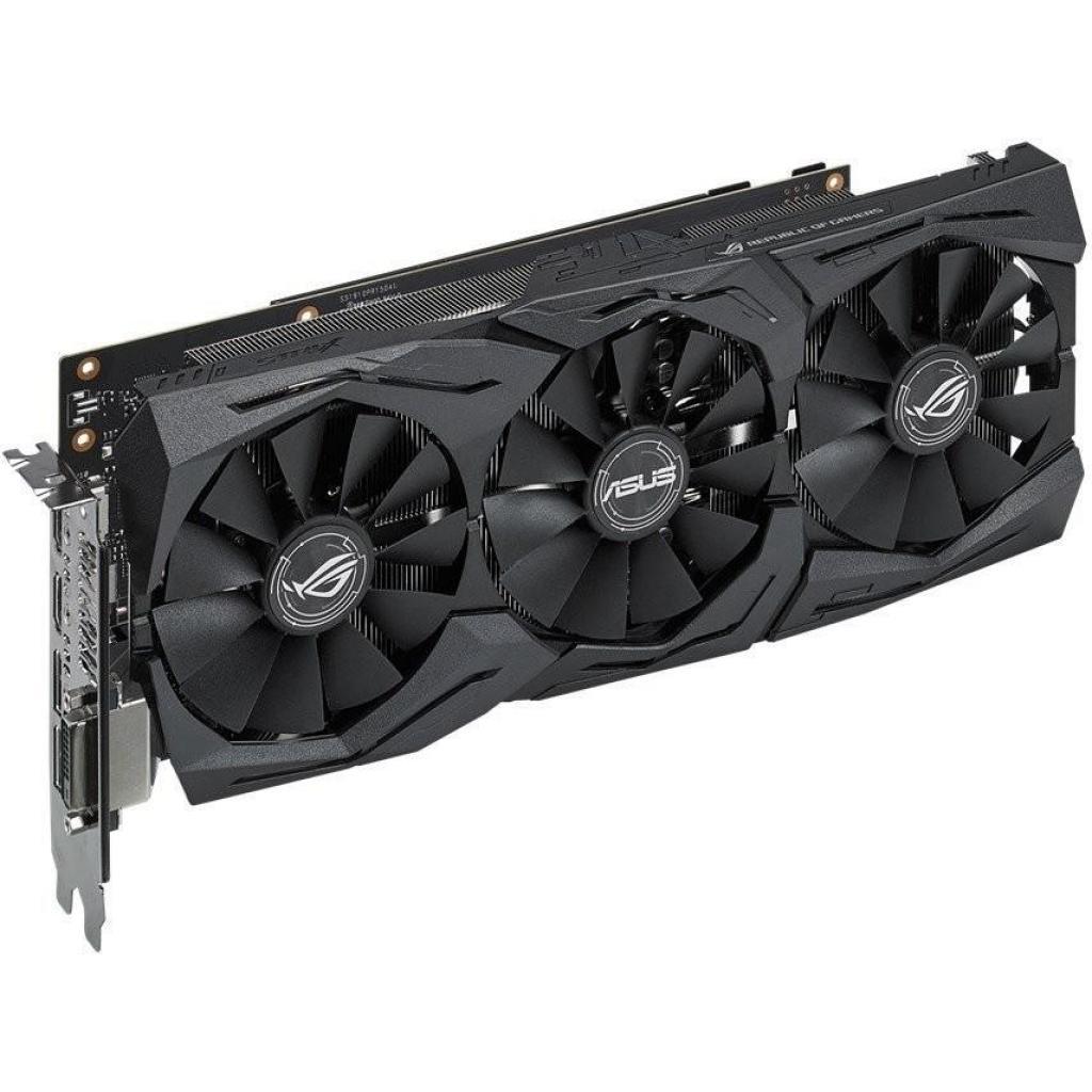 Видеокарта ASUS GeForce GTX1060 6144Mb ROG STRIX Advanced Edition (ROG-STRIX-GTX1060-A6G-GAMING) изображение 6