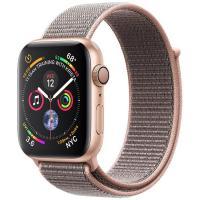 Смарт-часы Apple Watch Series 4 GPS, 44mm Gold Aluminium Case (MU6G2UA/A)