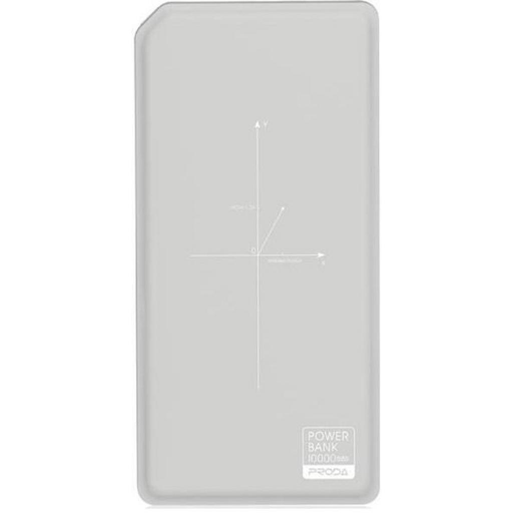 Батарея универсальная Remax Proda Chicon Wireless 10000mAh green+black (PPP-33-GREEN+BLACK)
