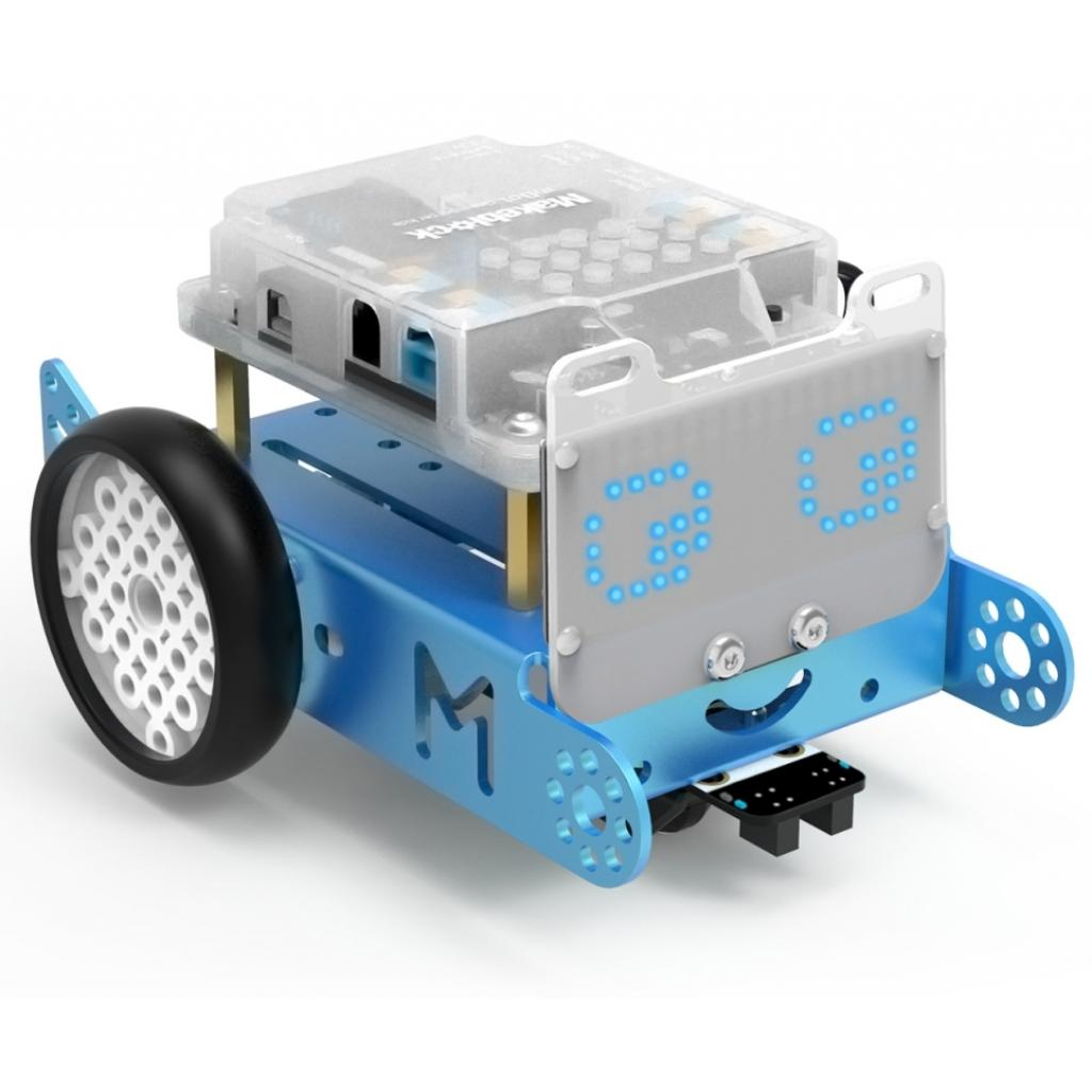 Робот Makeblock mBot S (P1010045) изображение 11