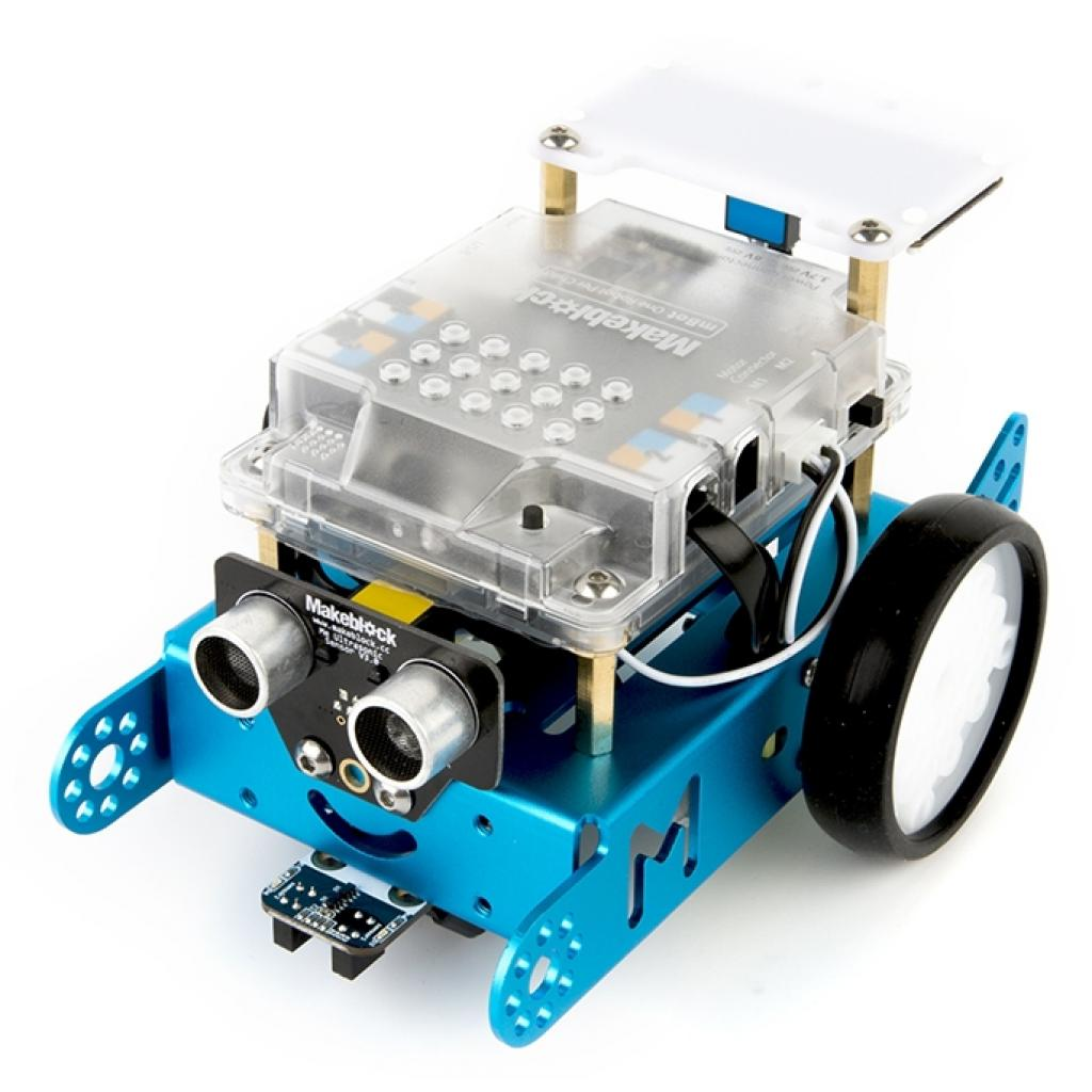 Робот Makeblock mBot S (P1010045) изображение 2