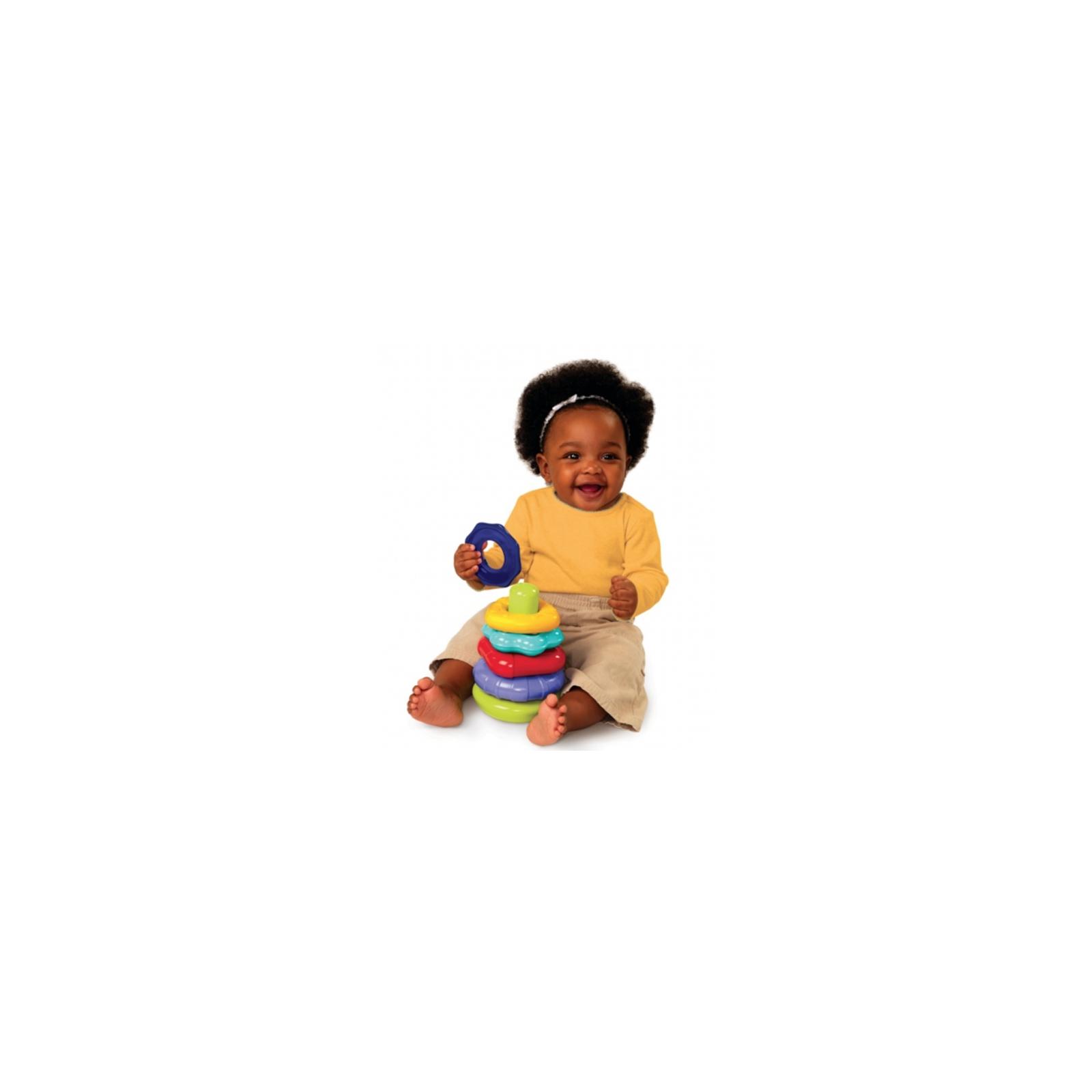 Развивающая игрушка Bright Starts Пирамидка (9001) изображение 5
