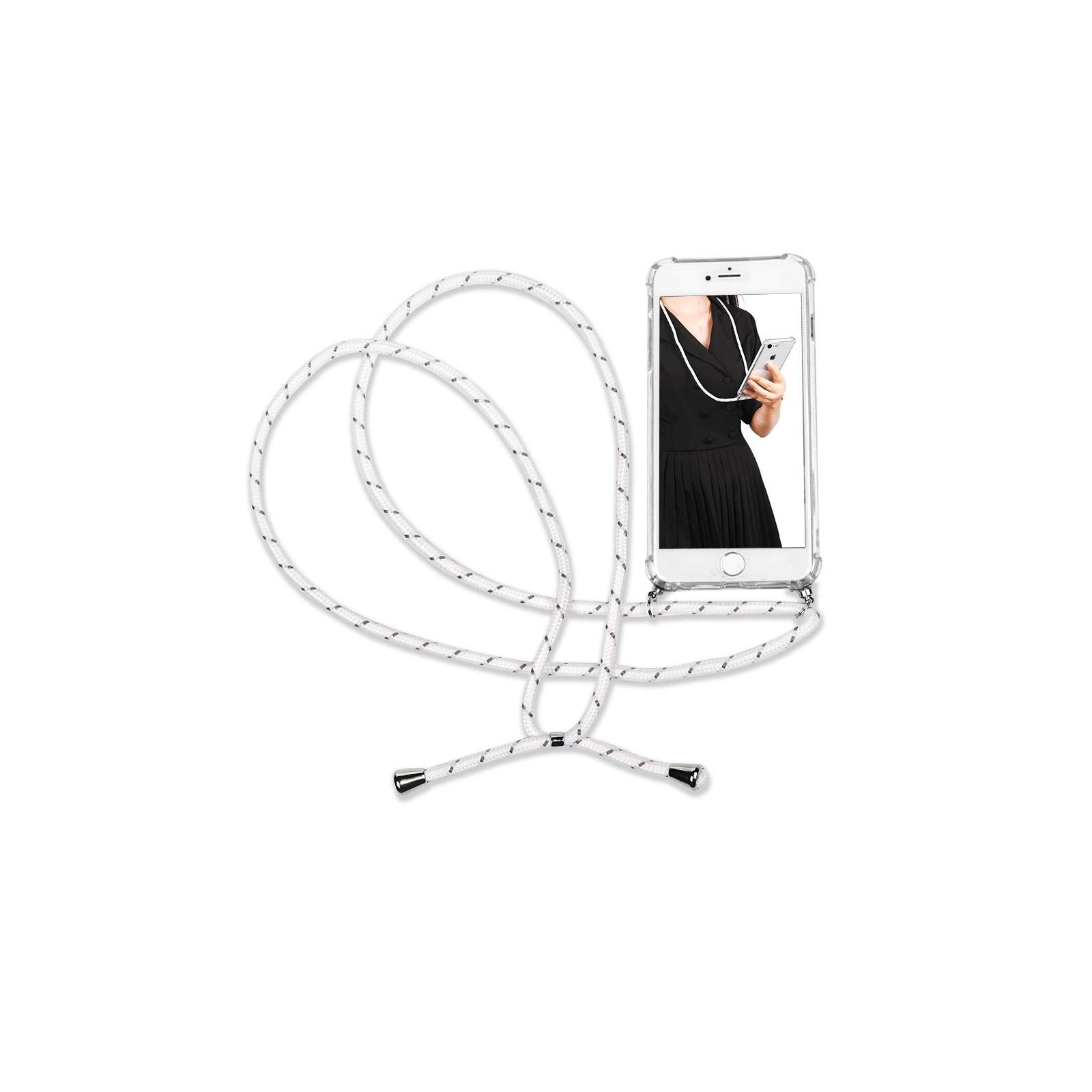Чехол для моб. телефона BeCover Strap Apple iPhone 11 White (704244)