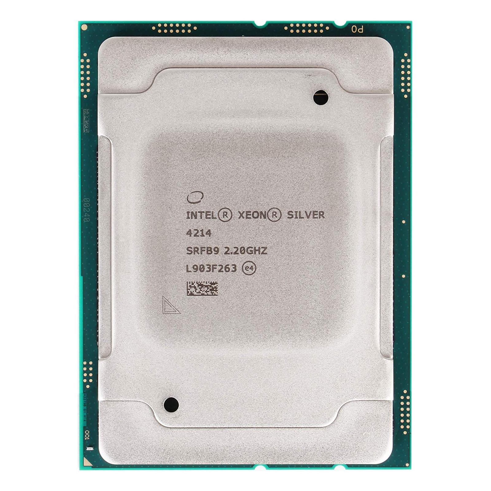 Процессор серверный Supermicro Xeon Silver 4214 12C/24T/2.20GHz/16.5MB/FCLGA3647 (P4X-CLX4214-SRFB9)