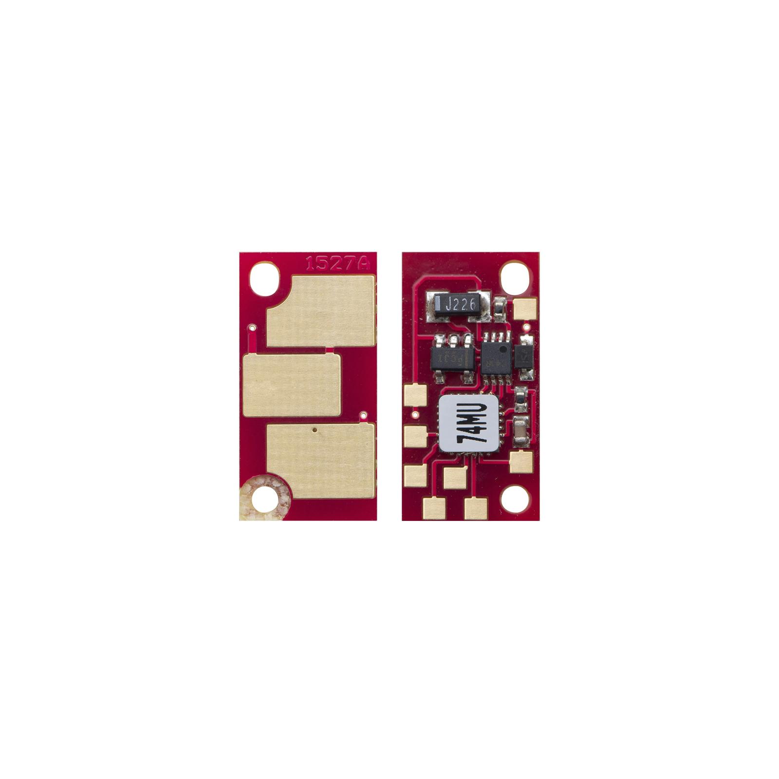 Чип для картриджа Konica Minolta Magicolor 7450 12k magenta Static Control (KM7450CHIP-MAEU)