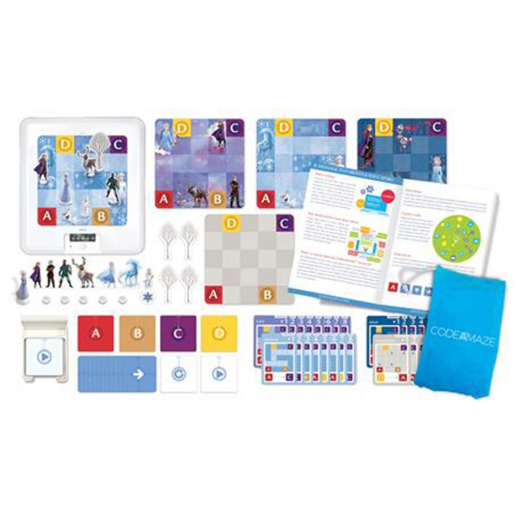 Навчальний набір 4М для навчання дітей програмуванню Frozen 2 Холодне серце 2 (00-06202) зображення 2