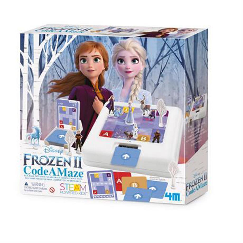 Навчальний набір 4М для навчання дітей програмуванню Frozen 2 Холодне серце 2 (00-06202)