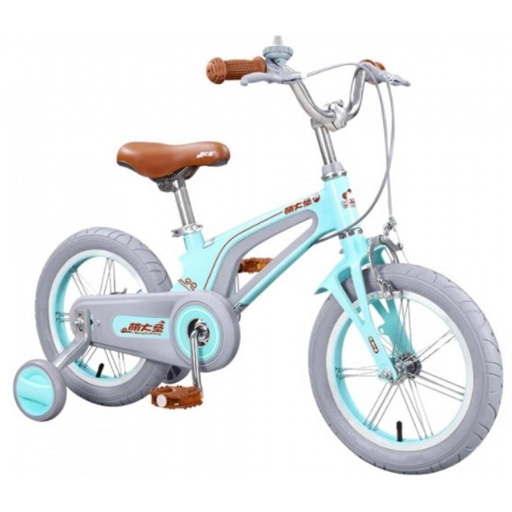 """Детский велосипед Xiaomi Montasen M-F800 Yellow 16"""" (702926)"""