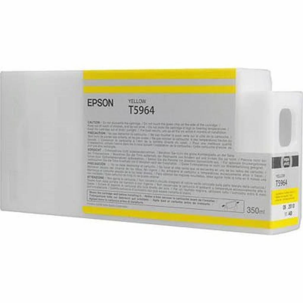 Картридж EPSON St Pro 7900/9900 yellow (C13T596400)