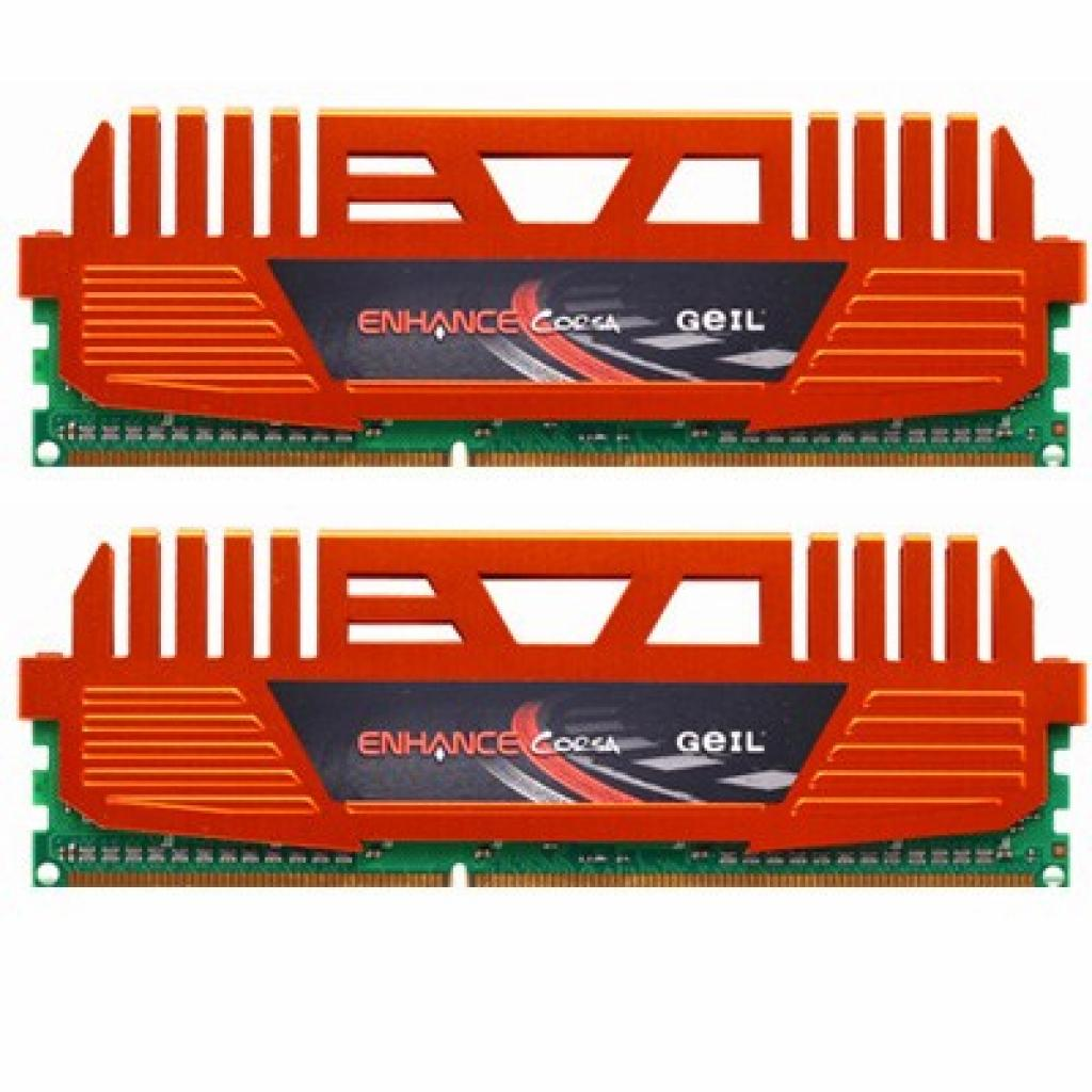 Модуль памяти для компьютера DDR3 8GB (2x4GB) 1600 MHz GEIL (GEC38GB1600C9DC)