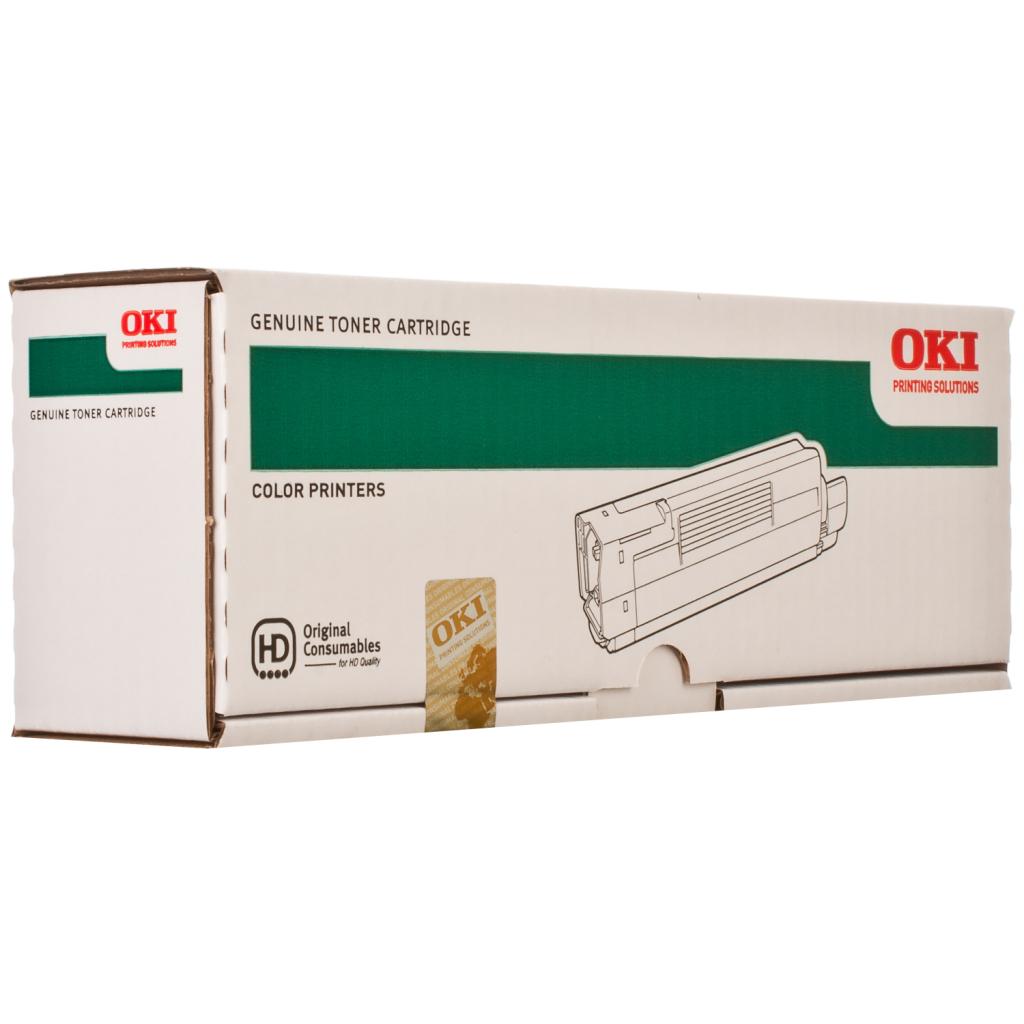 Тонер-картридж OKI C3200 cyan (43034815)