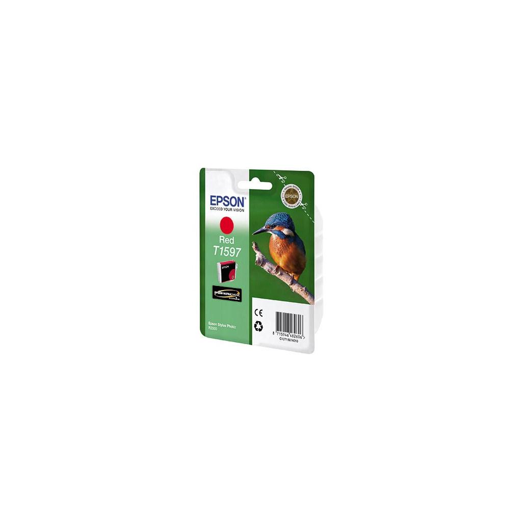 Картридж EPSON StPhoto R2000 Red (C13T15974010)