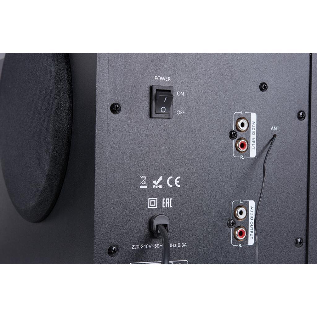 Акустическая система F&D A-555U black изображение 5