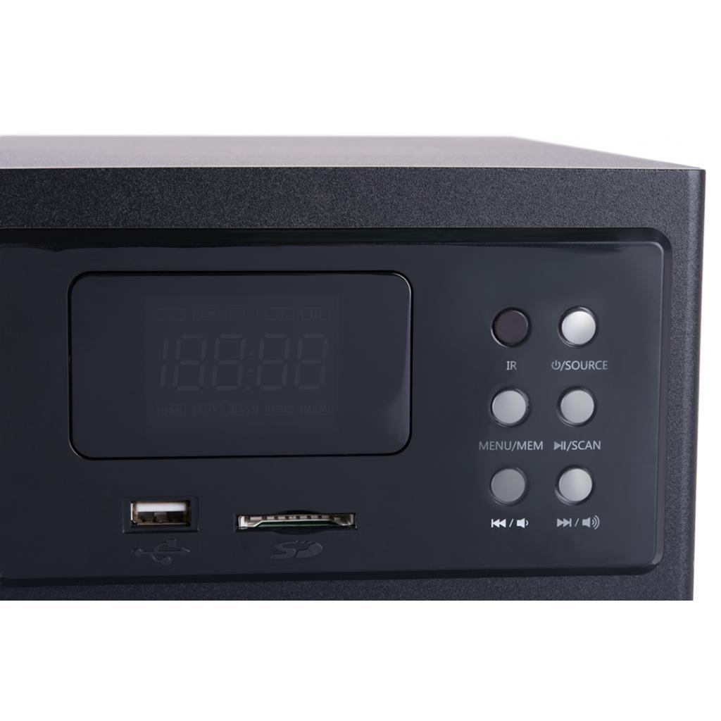 Акустическая система F&D A-555U black изображение 6