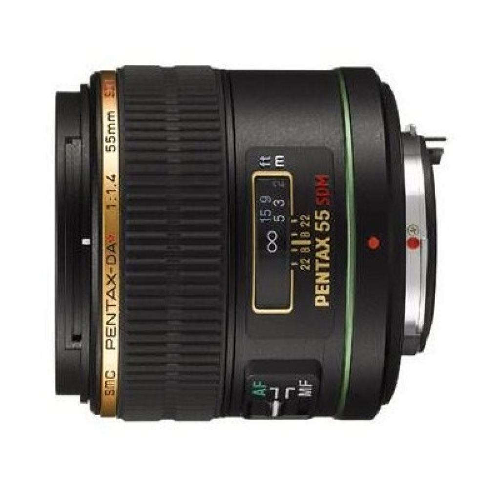 Объектив Pentax SMC DA* 55mm f/1.4 SDM (21790)