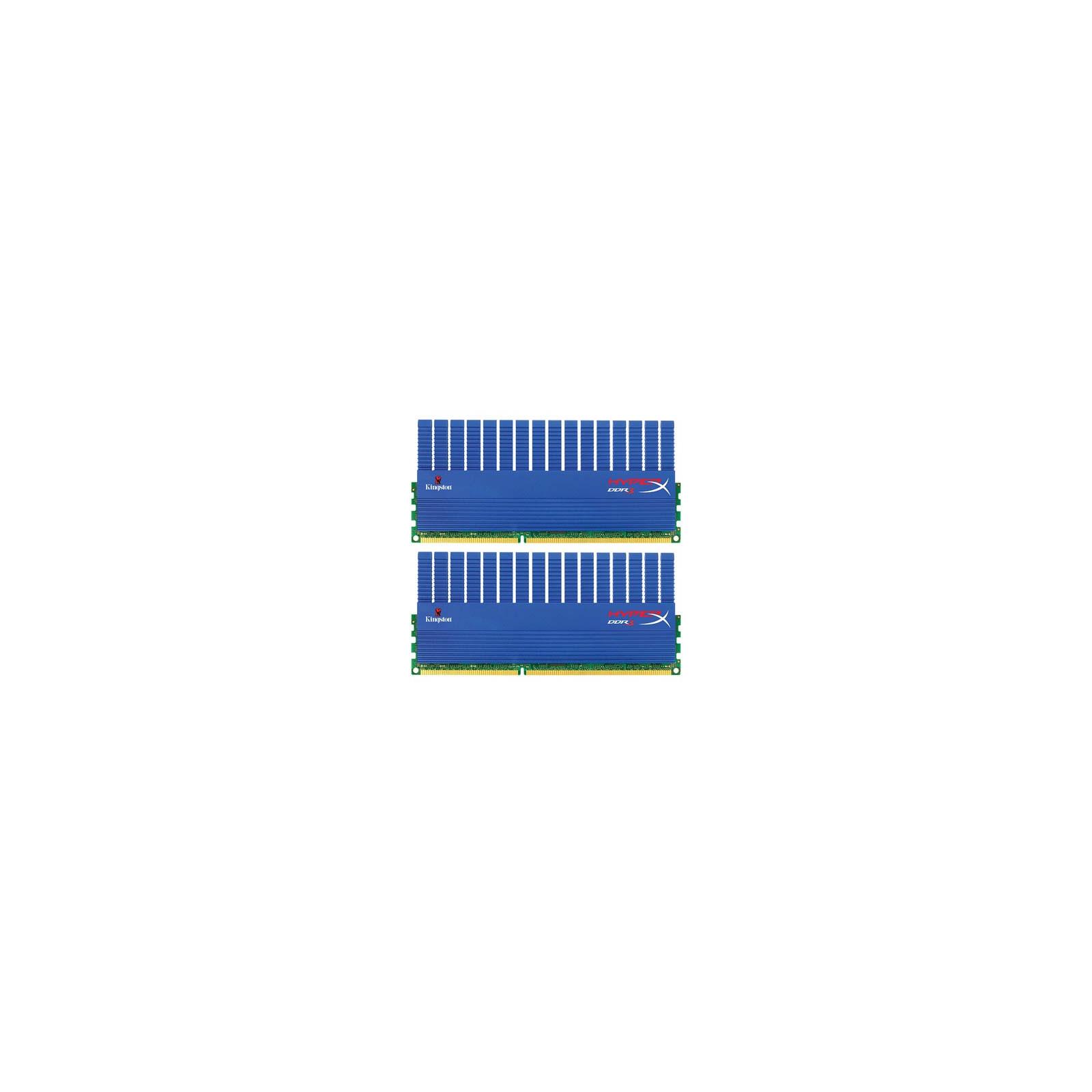 Модуль памяти для компьютера DDR3 8GB (2x4GB) 2400 MHz Kingston (KHX24C11T1K2/8X)