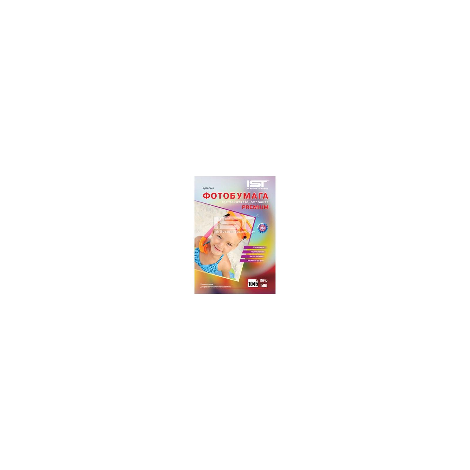 Бумага IST 10x15 (Sg190-504R)