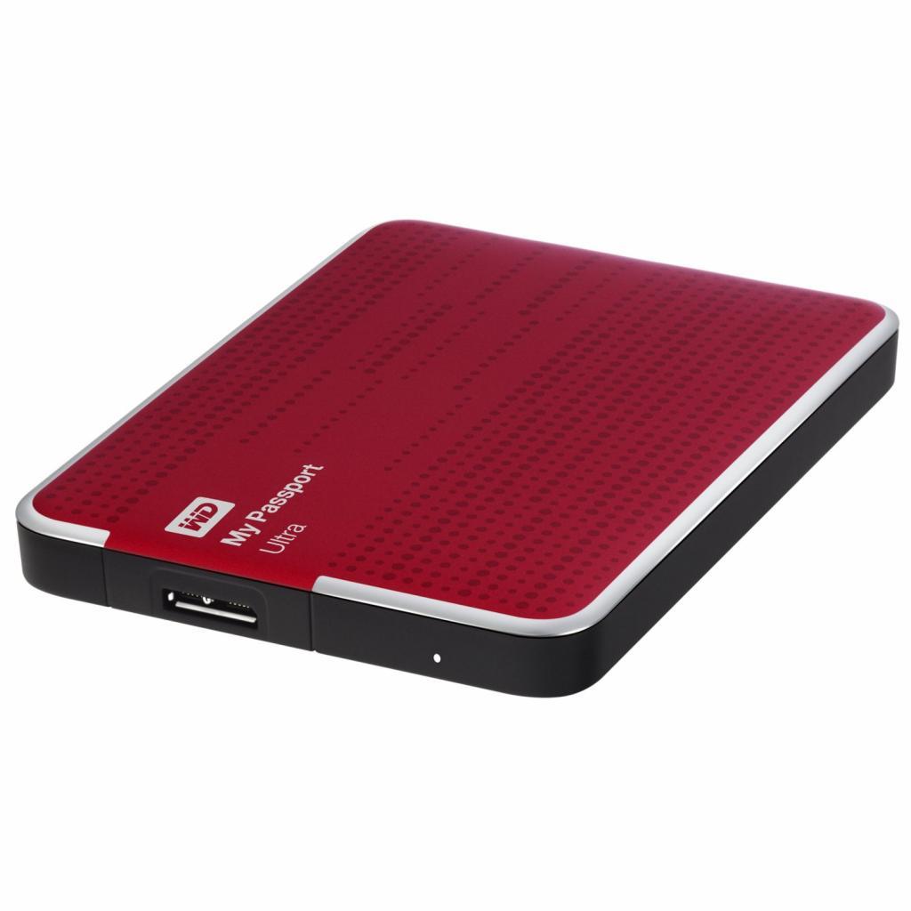 """Внешний жесткий диск 2.5"""" 1TB Western Digital (WDBZFP0010BRD-EESN) изображение 2"""