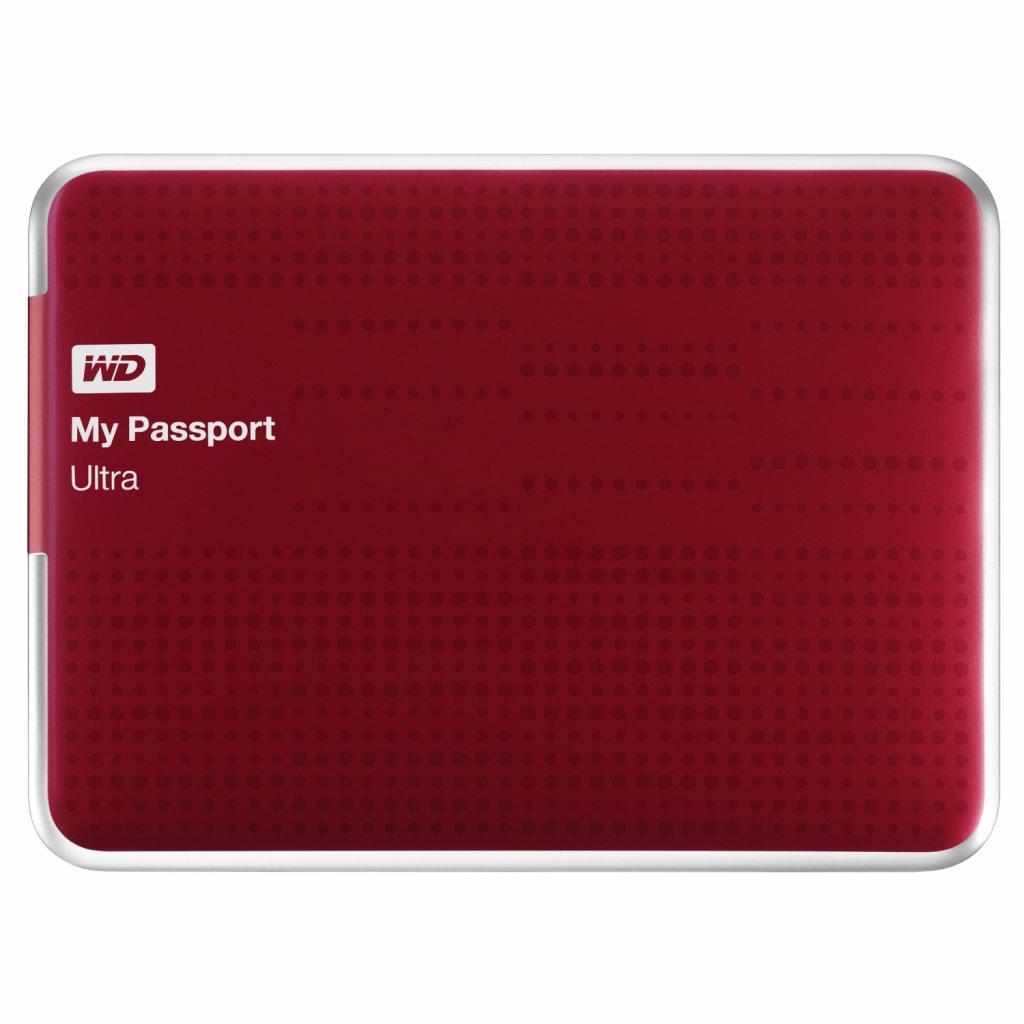 "Внешний жесткий диск 2.5"" 1TB Western Digital (WDBZFP0010BRD-EESN)"